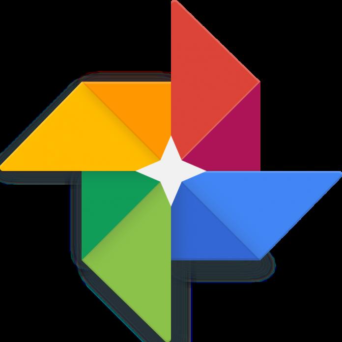 Google Photos messaging app backup